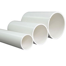 Large Diameter 9 Inch Water Supply and Drainage PVC UPVC Plastic Pipe on Sale