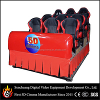 Hot sale electric 5d cinema with cheaper cost