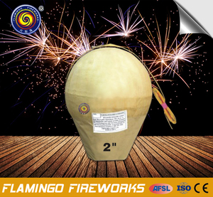 "Promotional price 2""Display Shell buy fireworks"