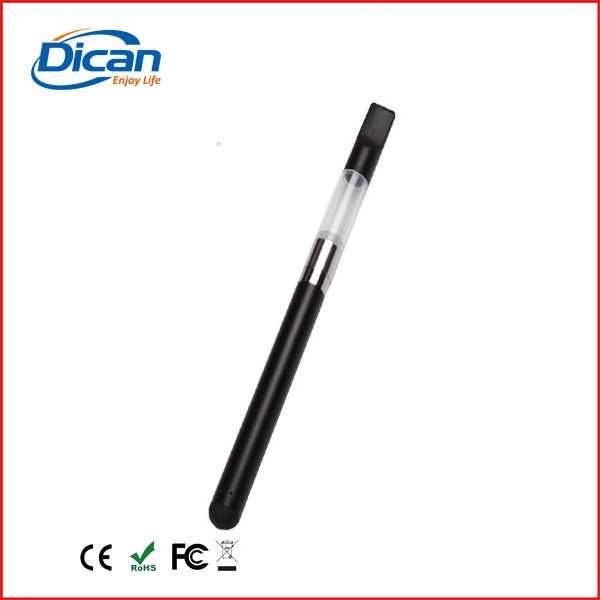 2016 new essential CBD oil o pen cartridge, cbd vape oil atomizer, 510 vapor pen ecig