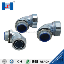 90 Degree Union Elbow DPJ Hexagonal Pipe Fitting Adapter