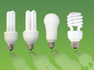 Compact Fluorescent Lamps (CFL) bulbs