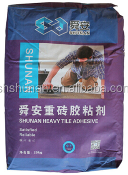 High quality tiles adhesive /grout