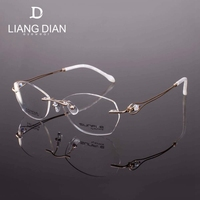 Specially Price Brand Metal Eyewear Frame