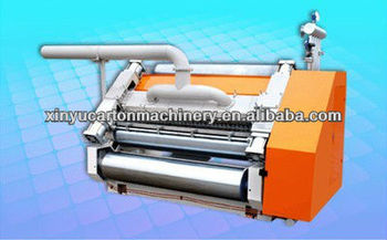 factory for vacuum adsorption type single facer machine