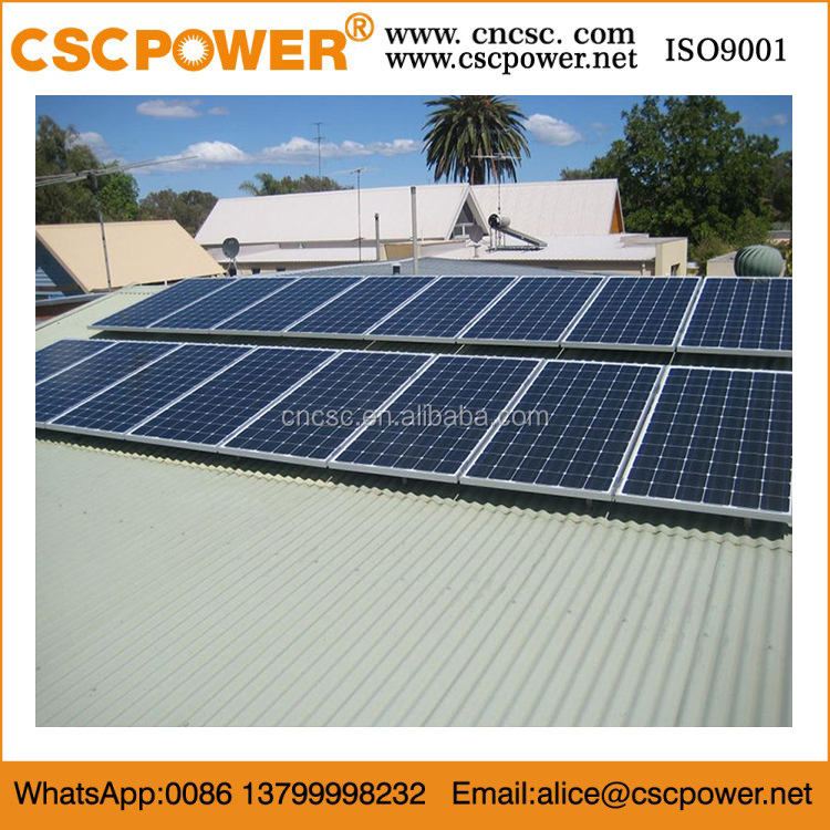 china solar pv power system 5kw solar energy