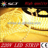 220v rgb led strip light hot sales