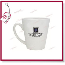 Christmas series 14 oz Cafe Latte ceramic cup Hotel Restaurant