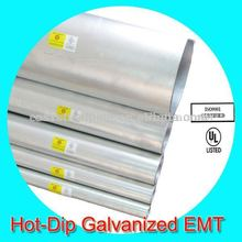 hot did galvanized 3 inch emt conduit ul listed