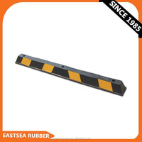 Factory Price Recycled Rubber 1.65 Meter Garage Car Parking Stopper
