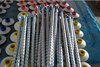 RELIABLE FACTORY SUPPLY - Roofing screw nails with plastic caps