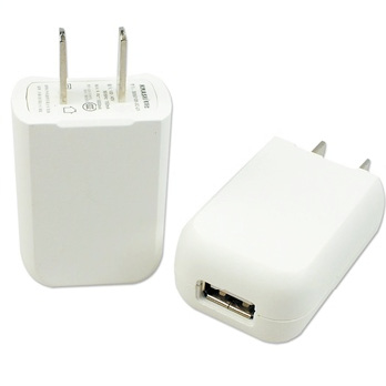 Hot sell High Speed 5V 1A wall charger Lightweight home usb charger