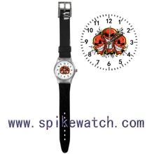 Party Favor Gift Child's Plastic Kid Watch Halloween Watches China Wholesale