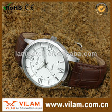 2014 Promotional quartz watch advance shenzhen alloy watch