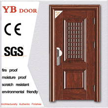 2017 turkey bedroom security stainless steel door iron main gate design