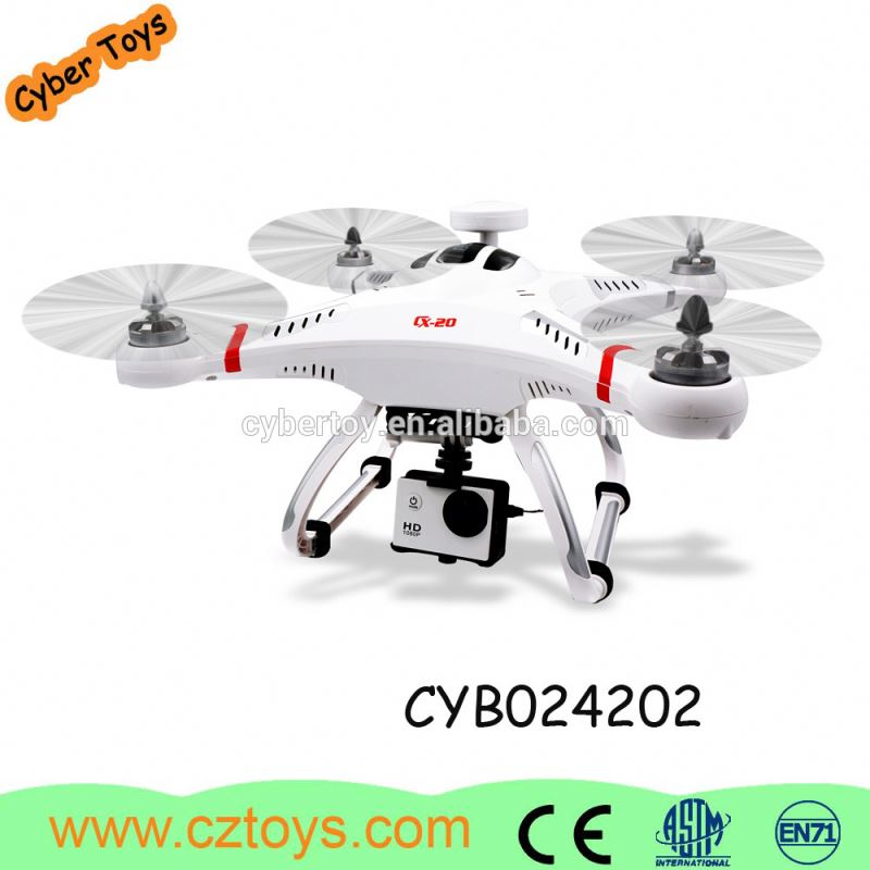 CX-20 Professional rc model from China 2.4G 4CH hd camera aerosky rc quadcopter drone for aerial photo