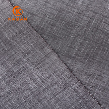 Hot sales cotton polyester spandex custom plaid denim fabric colombia