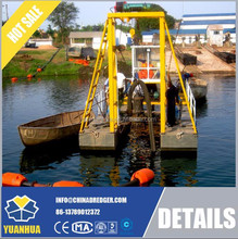 undrwanter dredger floating buoy
