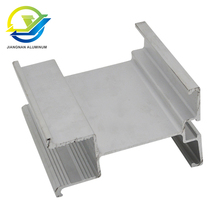 aluminum alloy industrial special extruded profiles