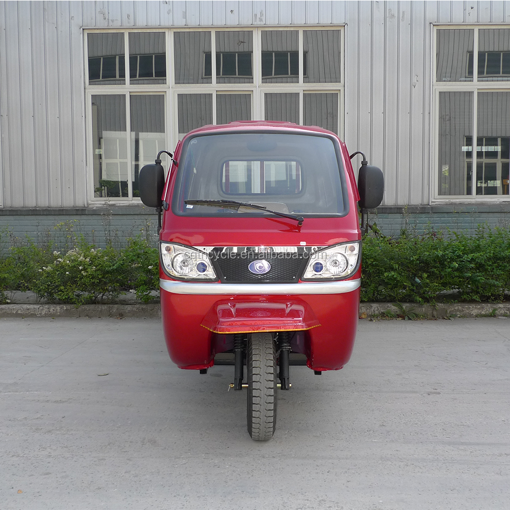 gas powered adult tricycle made in China