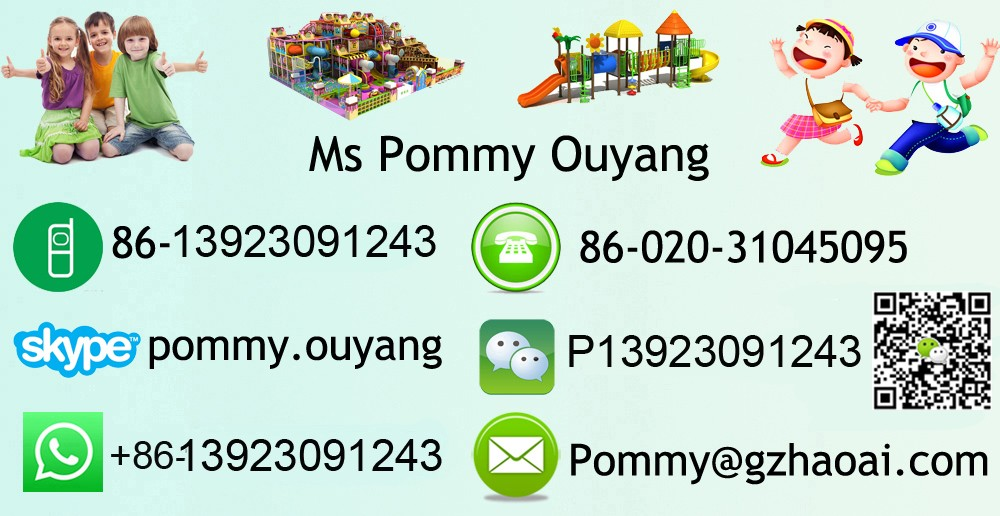 A-15304 Guang Zhou Factory Excellent Quality Cheap Indoor Playground Price