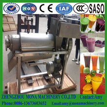 Small Model Stainless Steel Fruit Juicer,Screw Type Tomato Juice Extractor,Banana Juice Making/Extracting Machine