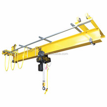 Maximum weight 500ton 2 ton overhead crane for sale