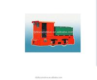 China made anti-explosion battery locomotive