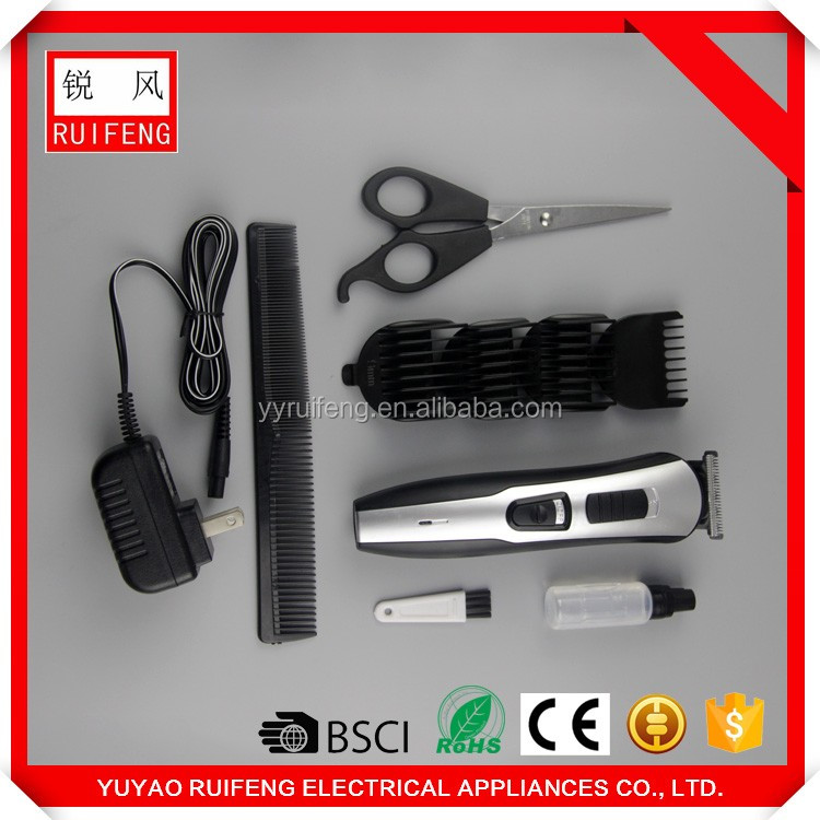 Professional factory supply hot sale cheap price rechargeable hair trimmer