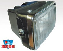 Motorcycle Head Lamp