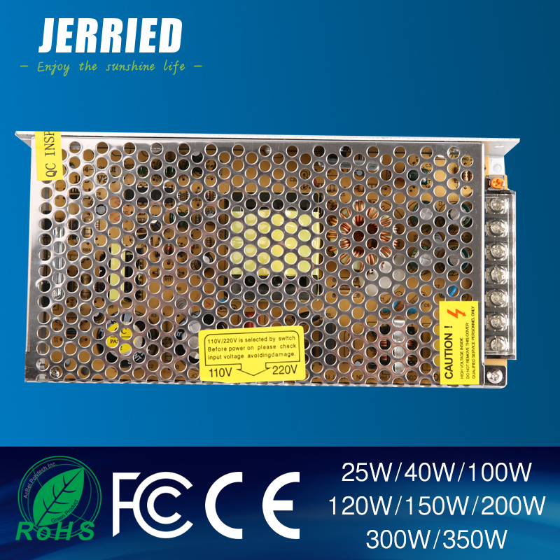 Wholesale Factory Constant voltage 12v Power Supply with CE ROHS approved 120W