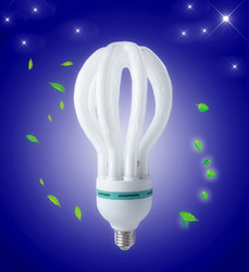 26/36/65/105 watt Energy saving lamps/CFL bulbs 3U/4U/6U Lotus