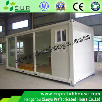 solar panel PU material house plans container house