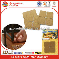 Protective cork material outdoor furniture foot pad C6F30