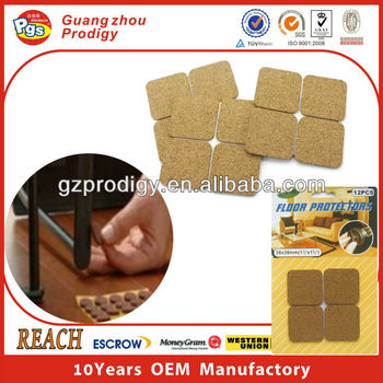 Protective cork material outdoor furniture foot pad c6f30 - Outdoor furniture foot pads ...