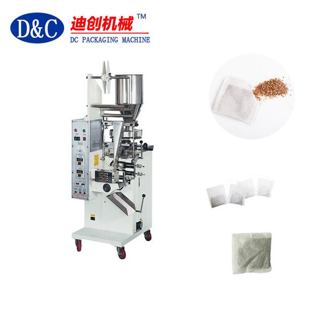 DCK-10 three side sealing tea bag packing machine