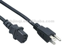 America UL/CUL approved power cord with plug