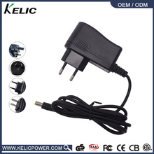 Professional factory 5v 2.4a 12v 1a ac dc power adapter