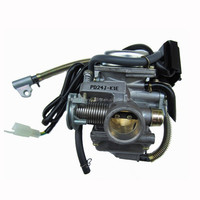 DIRT BIKE PIT BIIKE MOTORCYCLE pd24j gy6 carburetor 150cc