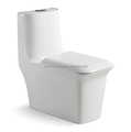 ceramic one piece square types wc toilet sanitary