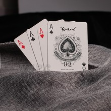 Customized Square Shape Playing Cards
