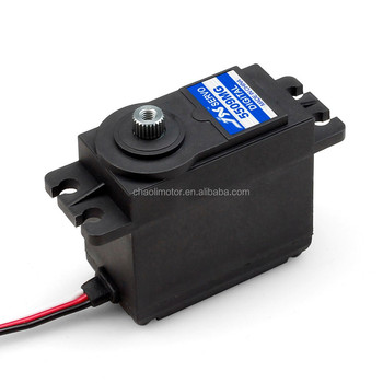 PDI-5509MG metal gear standard digital servo for RC helicopter