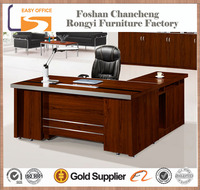 Hot selling melamine wooden contemporary office furniture/manager table