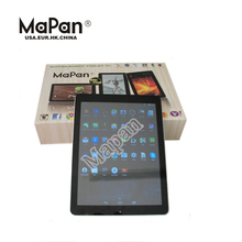 9.7 inch android phone tablet MTK8382 Quad Core 16GB ROM MaPan 3g android