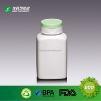 Small Clear Pharmacy Plastic Storage Bottle