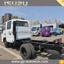 Economic and Efficient 2wd mini truck isuzu chassis 4*2 5tons light 3t truck/light For sale