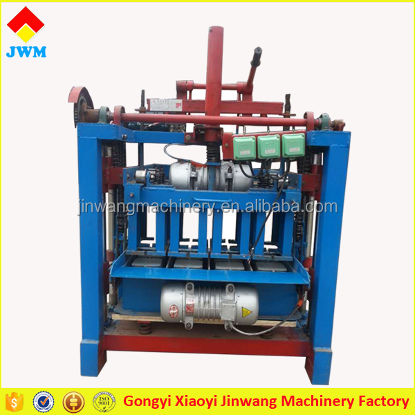 Building material machinery wholesale german concrete block making machine with ideal models