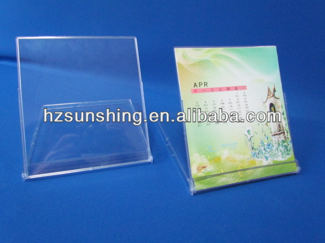 PS Clear Puzzle With CD Calendar Holder