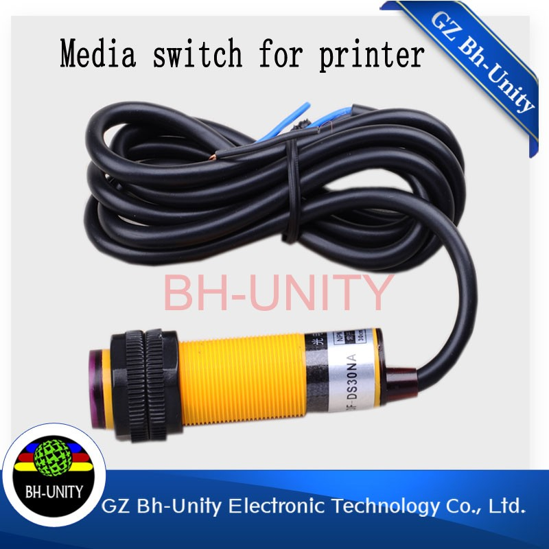 Digital Printers Infrared Photoelectric media switch/media sensor for 3D solvent printer