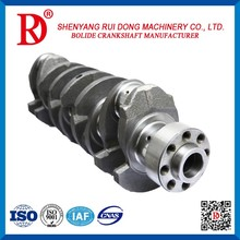 2016 wholesale high precision custom designed OEM:13401-54020 casting diesel engine Toyota crankshaft for 3L